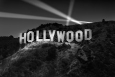 Hollywood Evening Sign